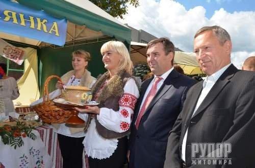 У Житомирі відбулося справжнє свято гурманів «Калейдоскоп смаків» (ФОТО), фото-2