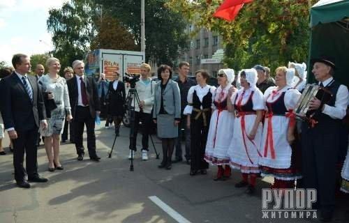 У Житомирі відбулося справжнє свято гурманів «Калейдоскоп смаків» (ФОТО), фото-5