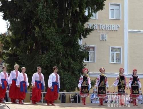 У Житомирі відбулося справжнє свято гурманів «Калейдоскоп смаків» (ФОТО), фото-6