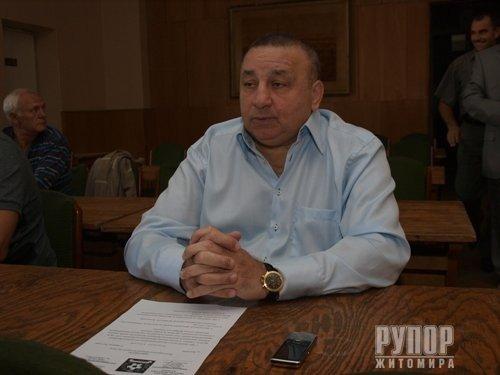 У Житомирі засідав виконавчий комітет обласної федерації футболу (ФОТО), фото-2