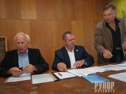 У Житомирі засідав виконавчий комітет обласної федерації футболу (ФОТО), фото-3