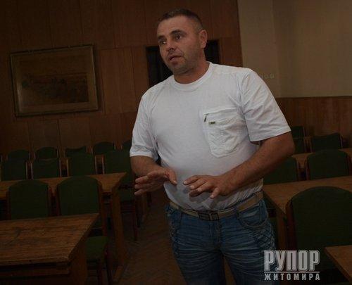 У Житомирі засідав виконавчий комітет обласної федерації футболу (ФОТО), фото-4