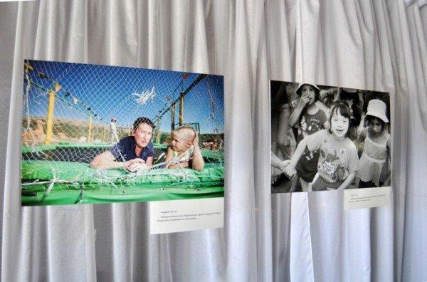 В Симферополе открылась благотворительная фотовыставка (фото), фото-1