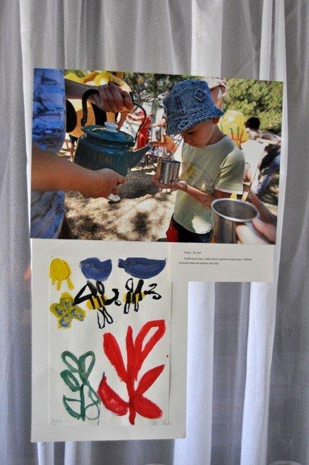 В Симферополе открылась благотворительная фотовыставка (фото), фото-2