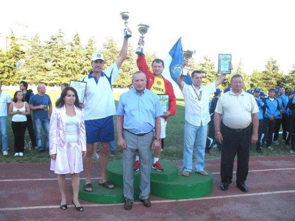 «Стироловцы» стали первыми на Всеукраинской спартакиаде, фото-1