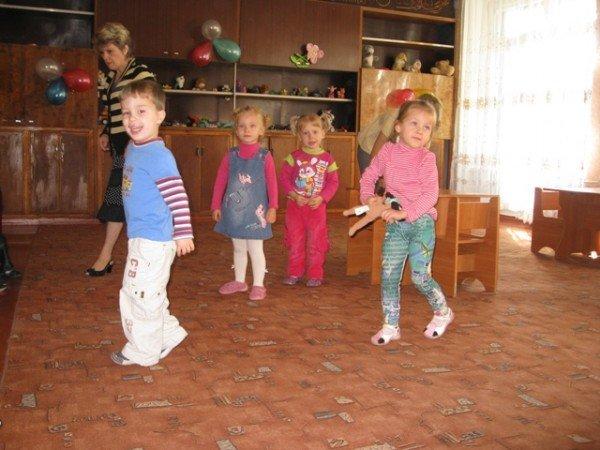 Топ-топ топает малыш… Горловский детский сад «Джерельце» встретил первых воспитанников, фото-1