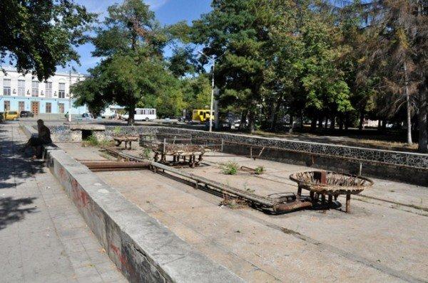 Реконструкция парка Тренева начнется уже в этом году (фото), фото-1