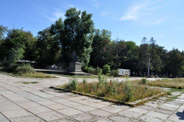 Реконструкция парка Тренева начнется уже в этом году (фото), фото-2