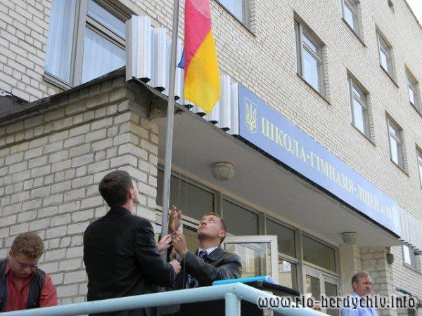 В Бердичеві розхпочався місячник оборонно-масової роботи (ФОТО), фото-3