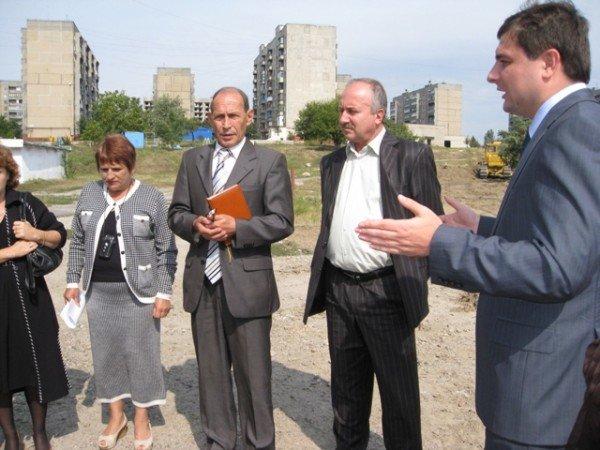 В Горловке на 88-м квартале воскресили стройку школы, фото-5