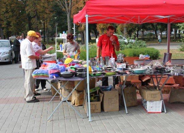 Сьогодні розпочався Полтавський ярмарок (ФОТО), фото-3