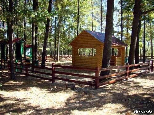 В лесах Житомирщины появились места для цивилизованного отдыха (ФОТО), фото-2