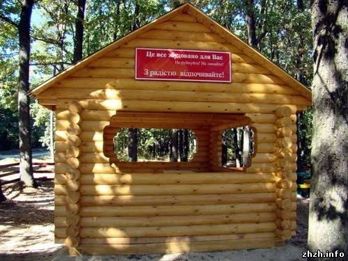 В лесах Житомирщины появились места для цивилизованного отдыха (ФОТО), фото-3