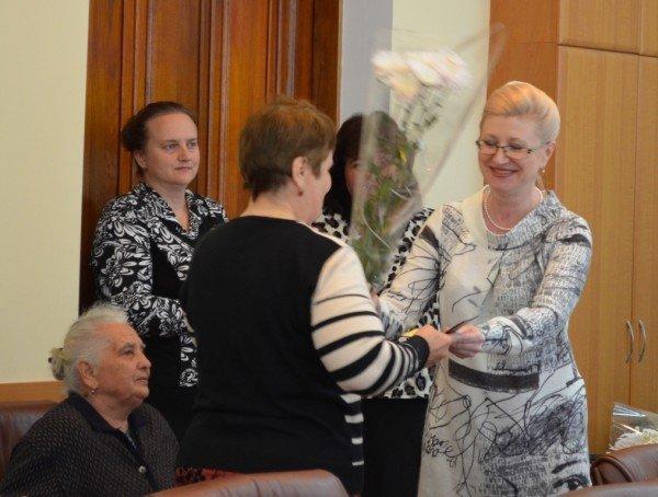 119 жінкам м. Житомира присвоєно Почесне звання України «Мати-героїня», фото-1