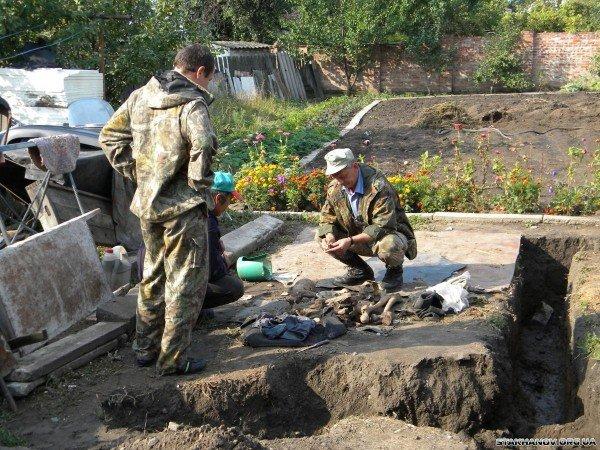 На Луганщине нашли останки немецких солдат (ФОТО), фото-3