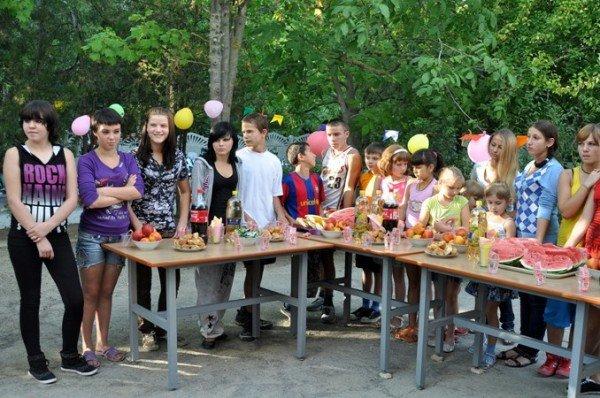 Байкеры подарили праздник малышам симферопольского детского дома (фото), фото-2