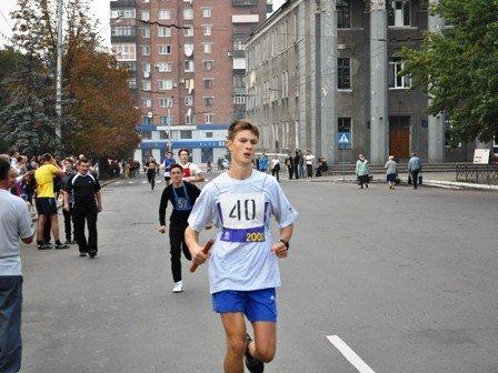 В Горловке быстрее всех бегают учащиеся школ №36 и 85, фото-2