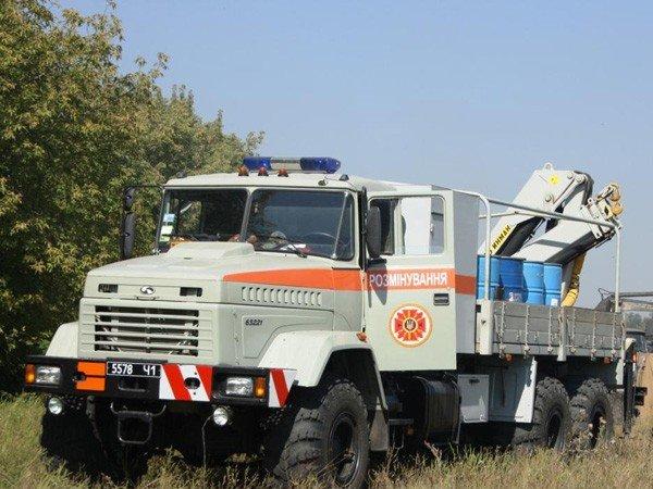 Запорожские спасатели обезвредили опасные ядохимикаты  (ФОТО), фото-6