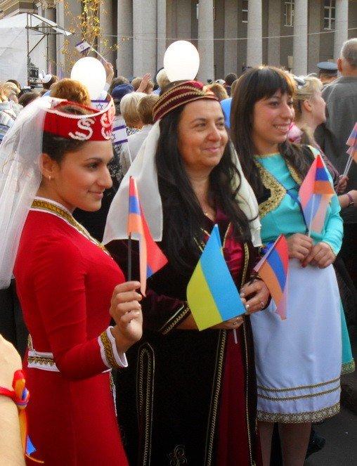 Наши корни, наши плоды: сегодня  в Кривом Роге фестиваль национальных культур., фото-4
