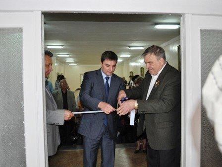 Для горловских писателей и поэтов открыли  Литературный музей, фото-2