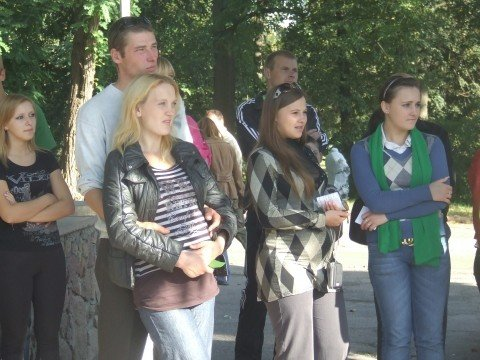 На вихідних в Житомир на родинне свято прилітав лелека з дарунками (ФОТО), фото-12
