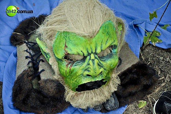 Воины «World of Warcraft» сражались в луганском парке (ФОТО), фото-1