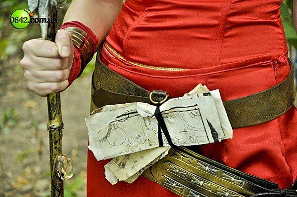 Воины «World of Warcraft» сражались в луганском парке (ФОТО), фото-5