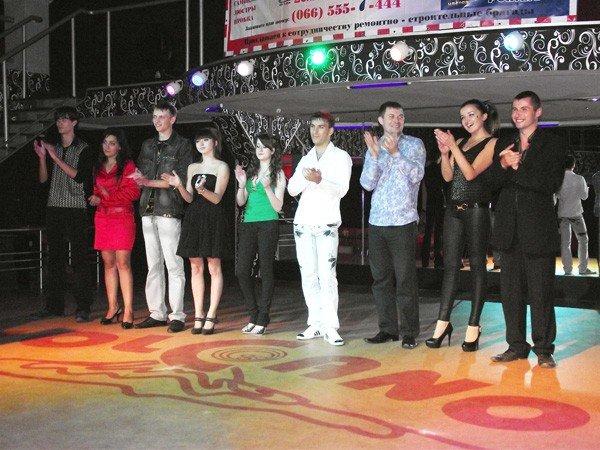 В горловском конкурсе «Золотой микрофон» победил исполнитель из Первомайска, написавший песню для Григория Лепса, фото-8