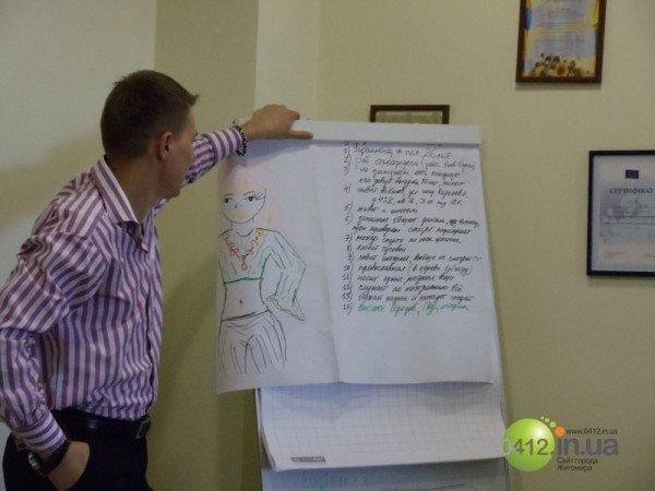 В Житомирі показали соціальні короткометражки, фото-2