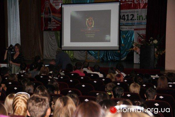 В Житомирі показали соціальні короткометражки, фото-9
