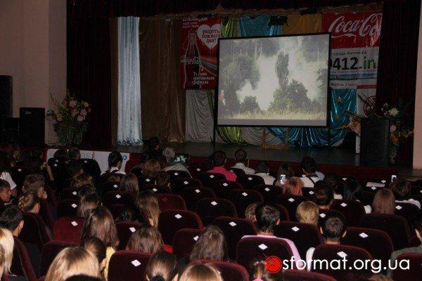 В Житомирі показали соціальні короткометражки, фото-11