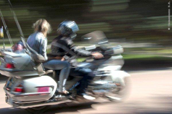 В Горловке почтили память байкерши «Никиты», сбитой сыном чиновника на «Бентли», и других мотоциклистов  (фото+видео)), фото-8