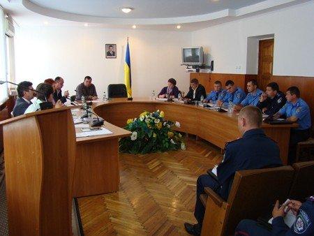 Правоохоронці Житомирщини   проти торгівлі людьми та  насильства в сім'ї, фото-3