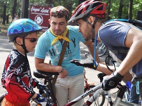 В Горловке прошел Межрегиональный фестиваль велокультуры «Donbass Bike Fest», фото-4