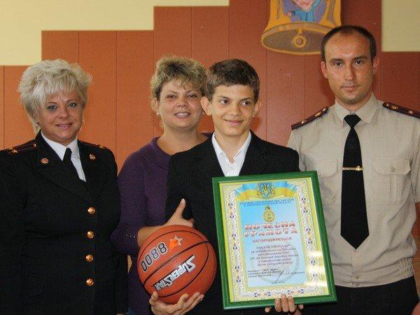 Запорожские спасатели наградили восьмиклассника (ФОТО), фото-3