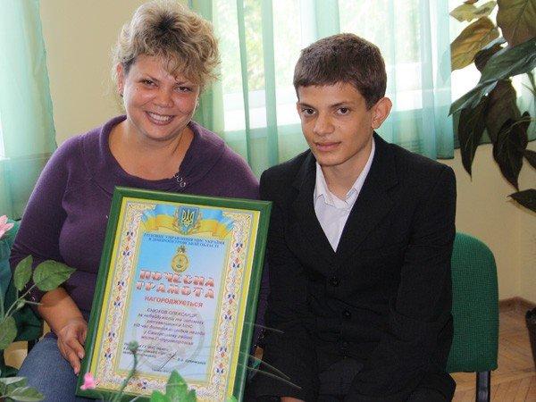 Запорожские спасатели наградили восьмиклассника (ФОТО), фото-4