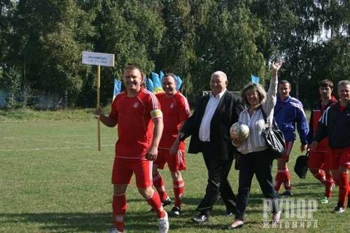 Спорт об'єднує всіх в одну команду, фото-4