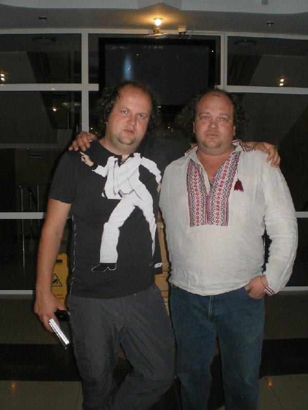 Бронюк із ТІКа зустрів свого двійника, фото-1