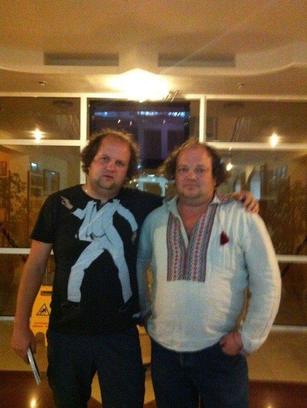 Бронюк із ТІКа зустрів свого двійника, фото-2