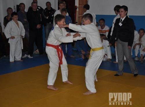 На Житомирщині відбувся відкритий чемпіонат області з дзюдо. ФОТО, фото-4