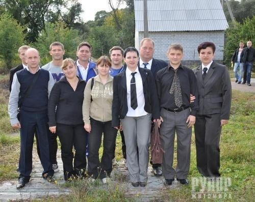 На Житомирщині відбувся відкритий чемпіонат області з дзюдо. ФОТО, фото-1