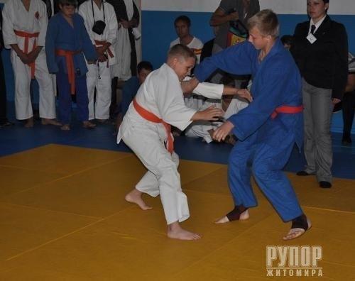 На Житомирщині відбувся відкритий чемпіонат області з дзюдо. ФОТО, фото-5