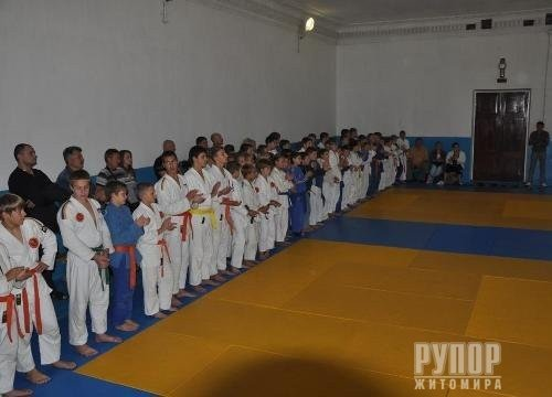 На Житомирщині відбувся відкритий чемпіонат області з дзюдо. ФОТО, фото-2
