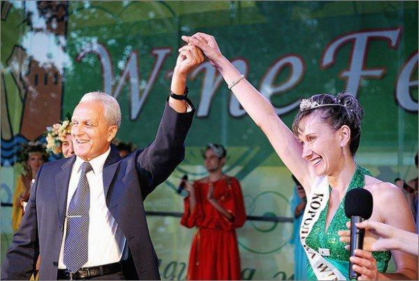 В Крыму выбрали королеву вина (фото), фото-1