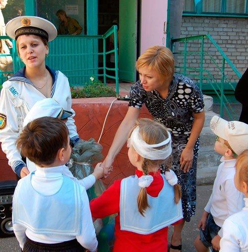 Горловские малыши  боролись с террористами (фото), фото-5