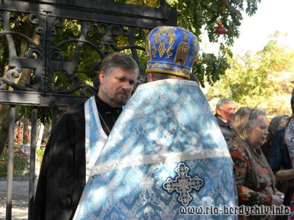 В Бердичів прибула ікона Божої Матері «Страсна». Фото, фото-2