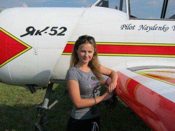 Житомирянка Найденко Вікторія зайняла друге місце  Відкритому Чемпіонаті ТСО України з літакового спорту, фото-1