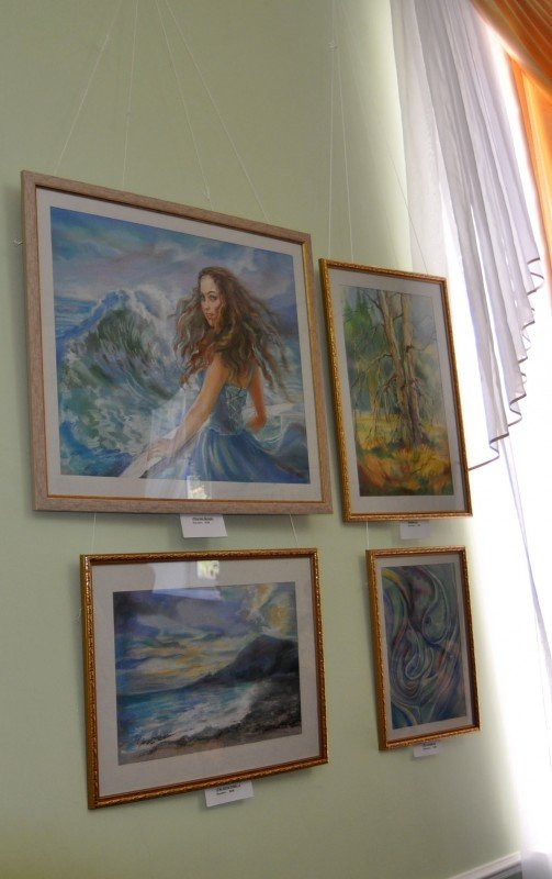 В Симферополе открылась художественная выставка «За каждый миг благодарю» (ФОТО), фото-2
