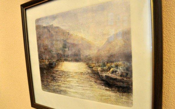 В Симферополе выставили картины, выполненные в редкой художественной технике - монотипии (ФОТО), фото-3