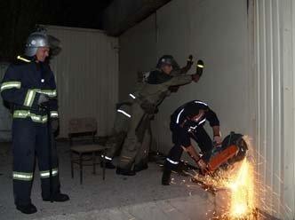 В Симферополе горели медицинские склады (ФОТО), фото-1